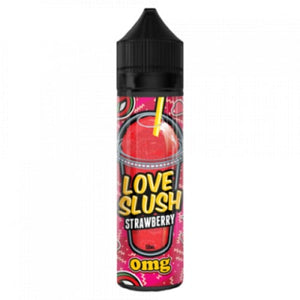 Love Slush - 50ml - Strawberry - High VG Eliquid