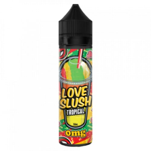Love Slush - 50ml - Tropical - High VG Eliquid
