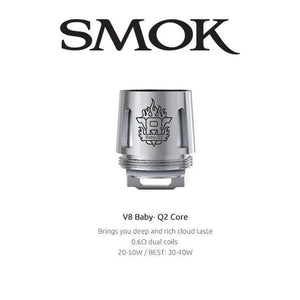 Smok V8 Baby Beast Coil - Q2 (20w-50w) - COIL
