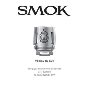 Smok V8 Baby Beast Coil - Q4 (30w-65w) - COIL