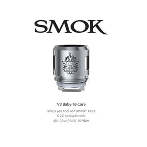 Smok V8 Baby Beast Coil - T6 (40w-130w) - COIL