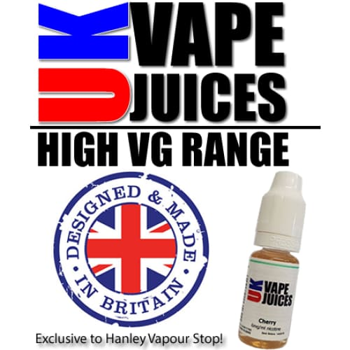 100ml UK VAPE JUICE