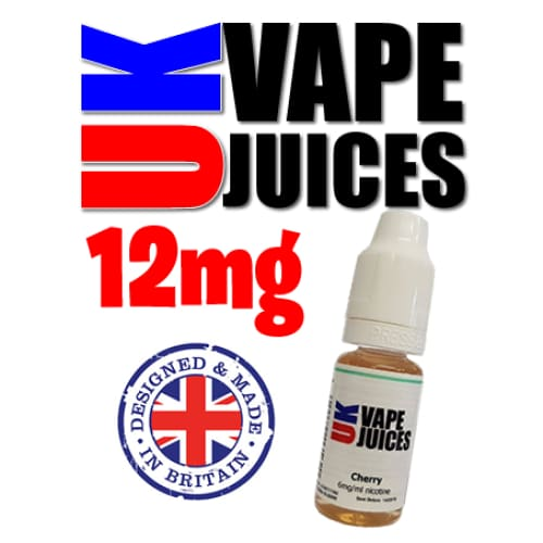 10ml uk vape juice 12mg