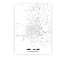 Load image into Gallery viewer, Apeldoorn poster - Classic - Printmycity