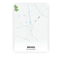 Load image into Gallery viewer, Bruges poster - Urban - Printmycity