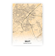 Load image into Gallery viewer, Delft poster - Antique - Printmycity