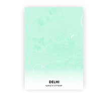 Load image into Gallery viewer, Delhi poster - Empire Green - Printmycity