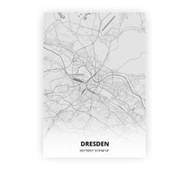 Load image into Gallery viewer, Dresden poster - Pencilorama - Printmycity