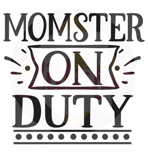 MOMSTER on Duty - Digital Downloads