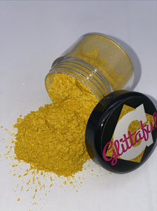 Yellow Magic -Mica Powder