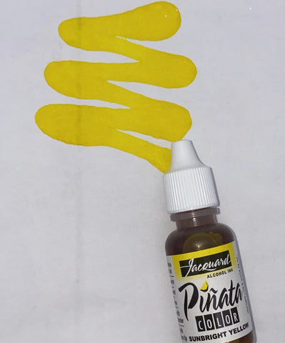 Sunbright Yellow - Piñata Alcohol Inks