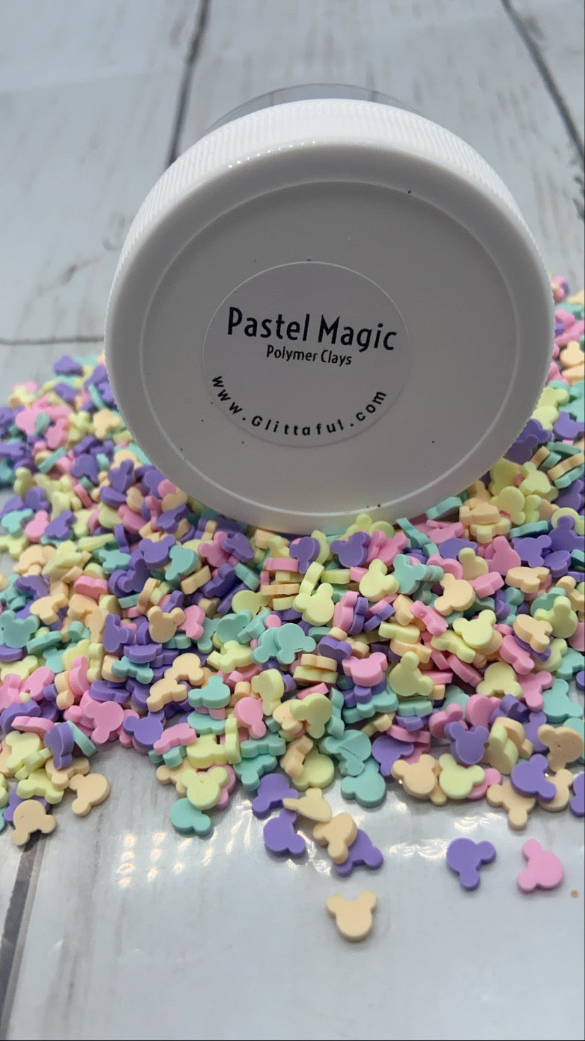 Pastel Magic - Polymer Clays