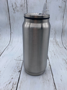 Soda Can Shaped Tumbler 12 oz - Tumblers