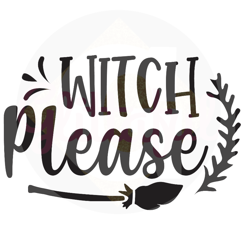 Witch Please - Digital Downloads