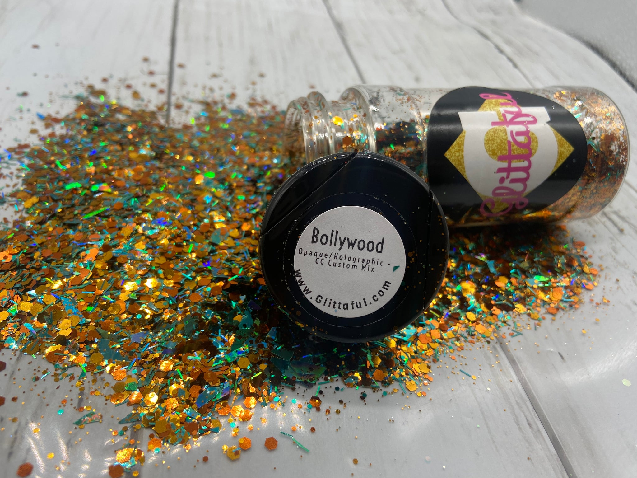 Bollywood - GG Custom Mix