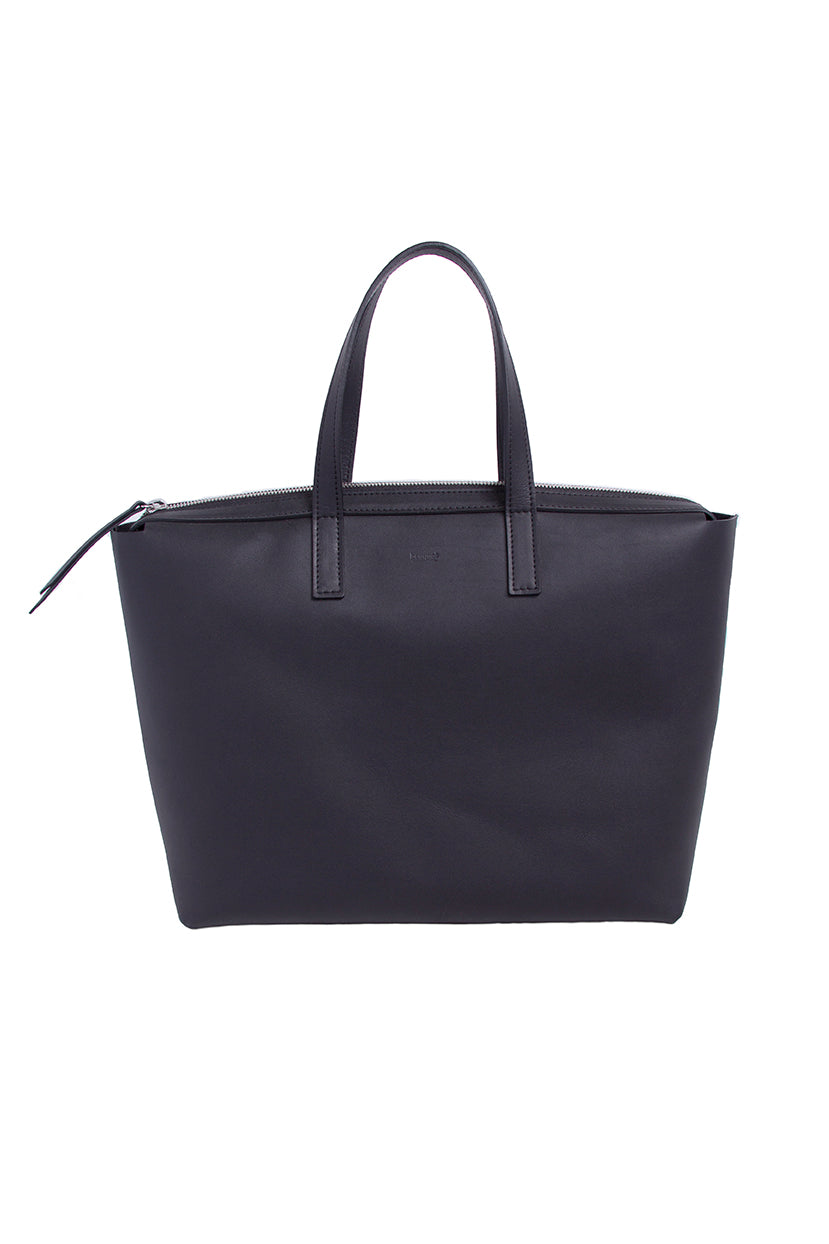 Zipped Horizontal Tote