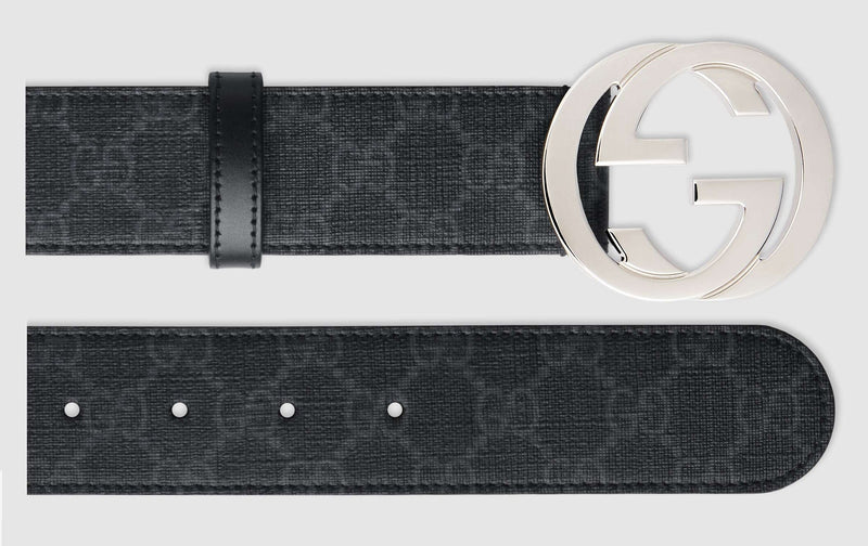 Stylish Leather Belt Black Amazing