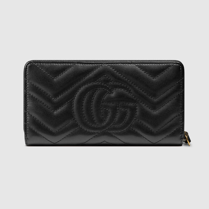 Marmont Zip Around Wallet