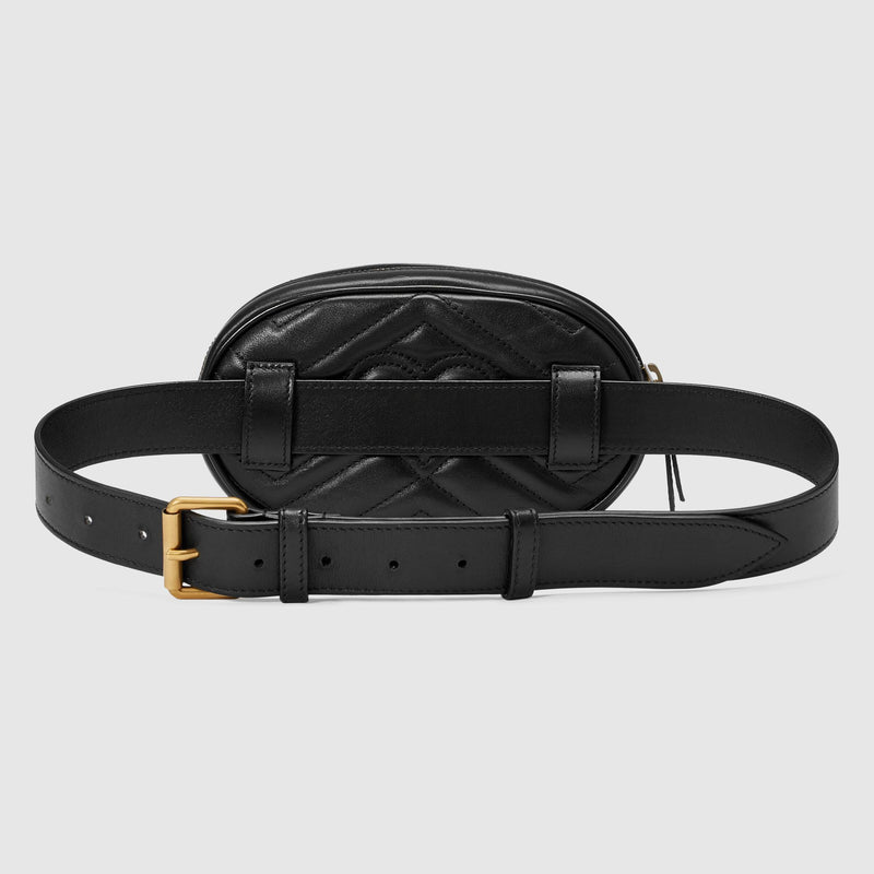 Marmont Matelassé Leather Belt Bag