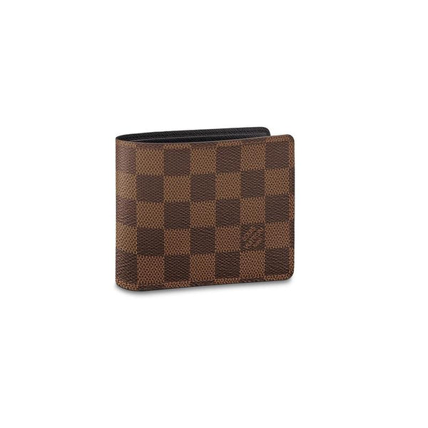 Brown Damier Wallet