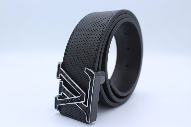 Black New Style Amazing Leather Belt