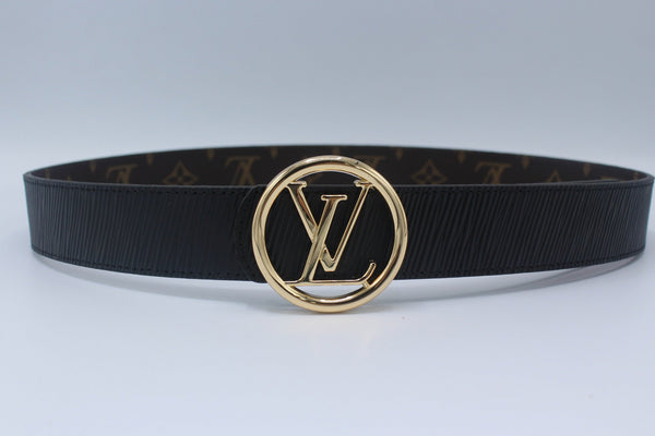 Amazing Reversible Leather Belt