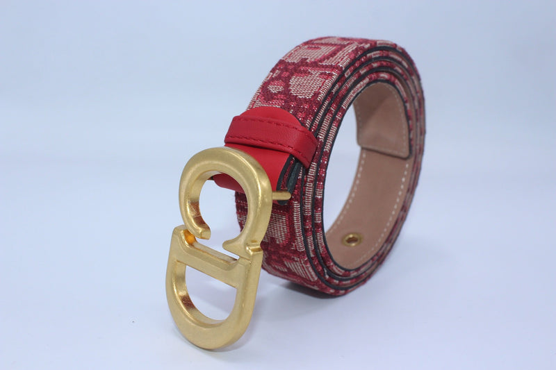 New Design Belt Red