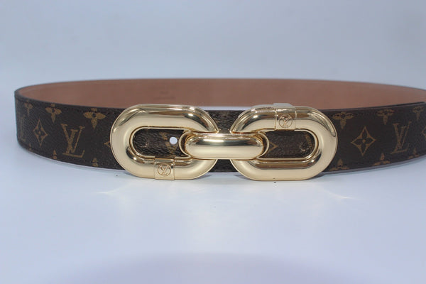 Gold Chain Buckle