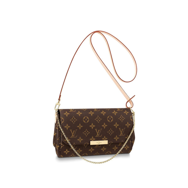 Favorite MM Brown Monogram
