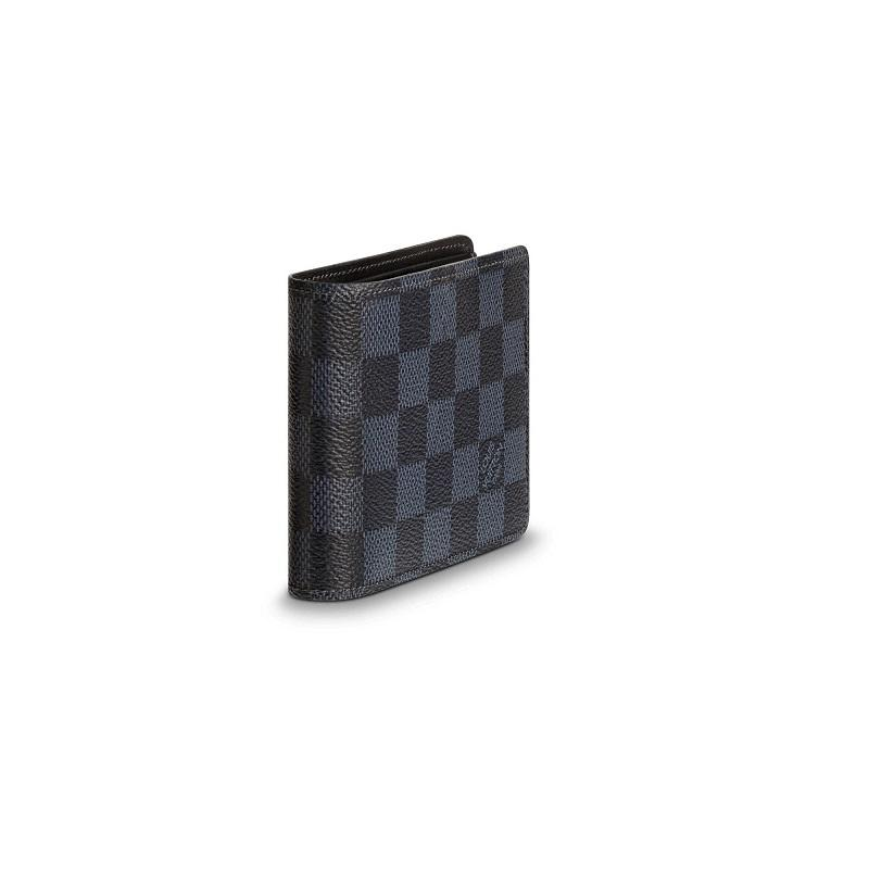 Black Damier Wallet