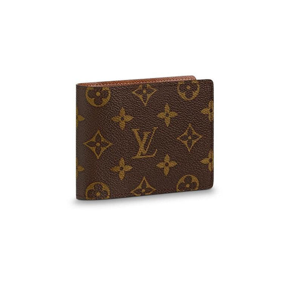 Brown Monogram Men Wallet
