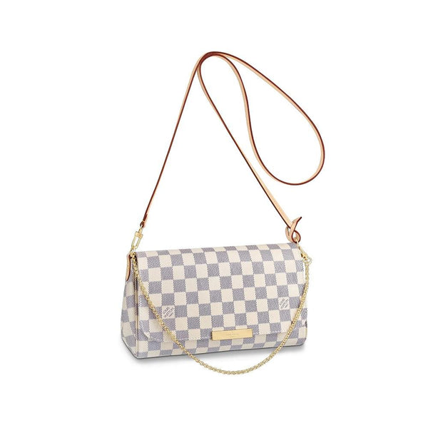 Favorite MM White Damier