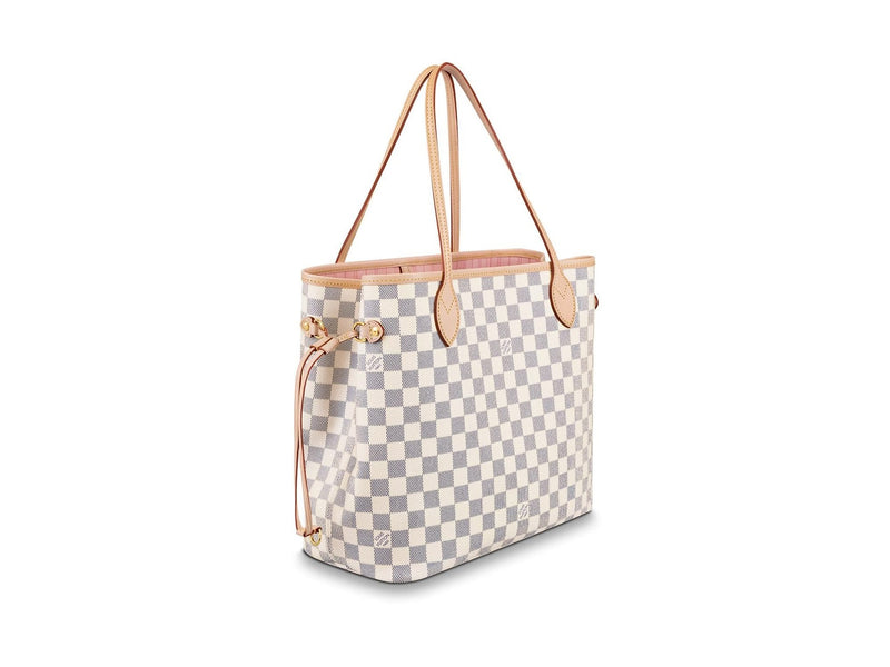 Neverfull White MM