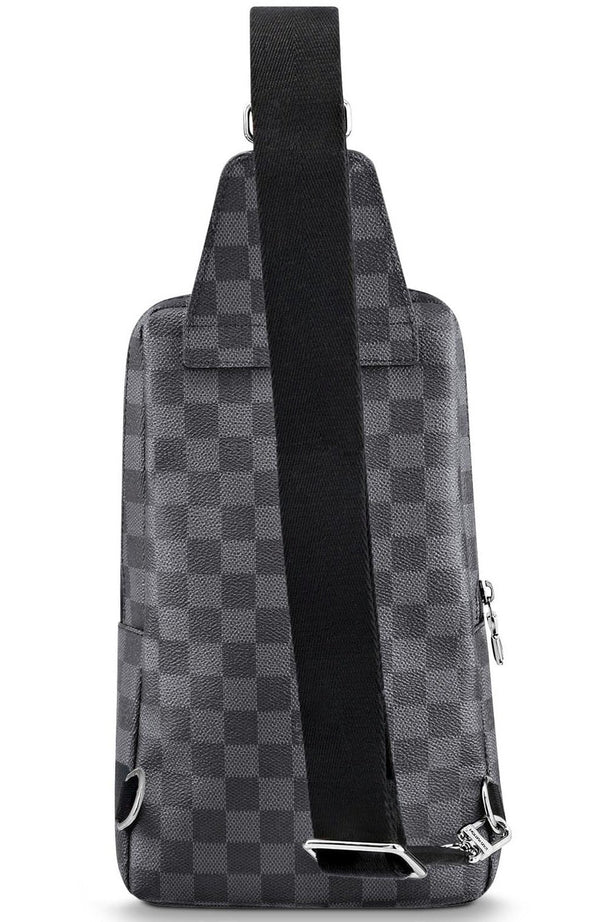 AVENUE SLING BAG GREY DAMIER