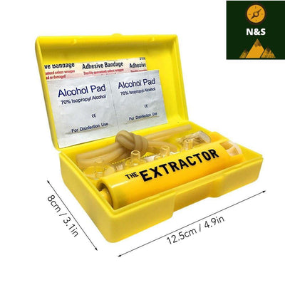 The Extractor Pompe Anti Venin - nature&survival -  -