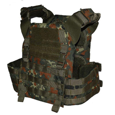 Gilet Tactique MOLLE Flecktarn - nature&survival -  -