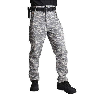 Pantalon Treillis Coupe Large Homme - nature&survival