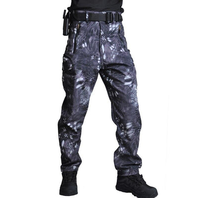 Pantalon Treillis Type Peau de Requin - nature&survival