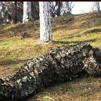 Tenue Camouflage Feuille - nature&survival -  -