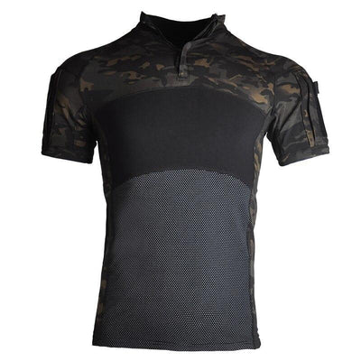 T Shirt Militaire Camouflage Homme - nature&survival