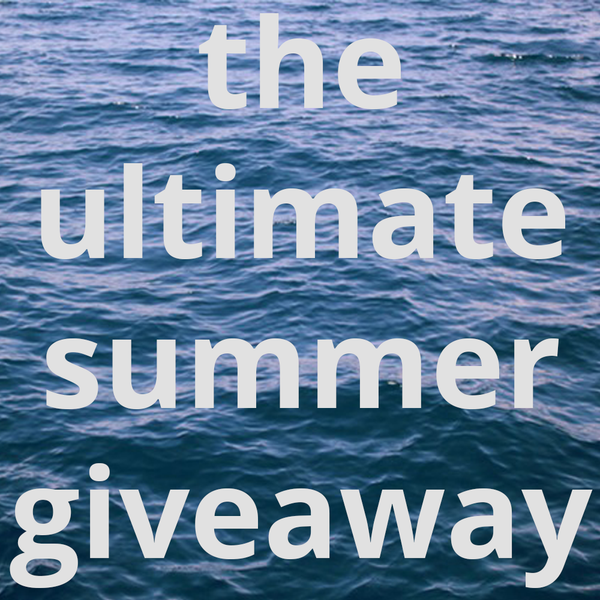 Giveaway: Ultimate Summer Prize Pack