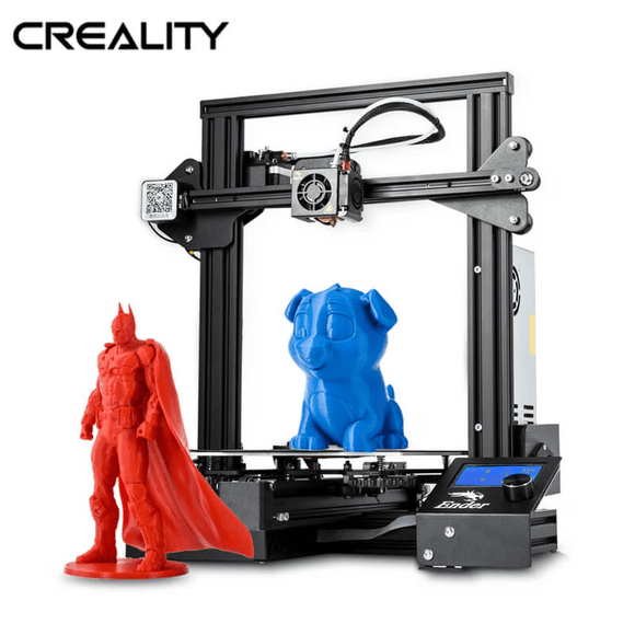 Creality Ender 3 Pro With Glass Bed