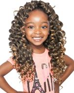 Afri-Naptural Kids Crochet Finger Wave