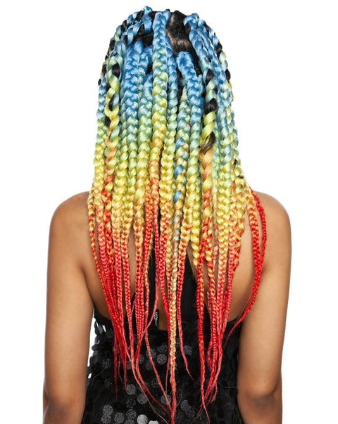 BRD306 3X-I DEFINE EASY OMBRAID 52""