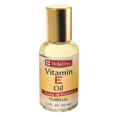 De La Cruz Vitamin E Oil 2.2oz