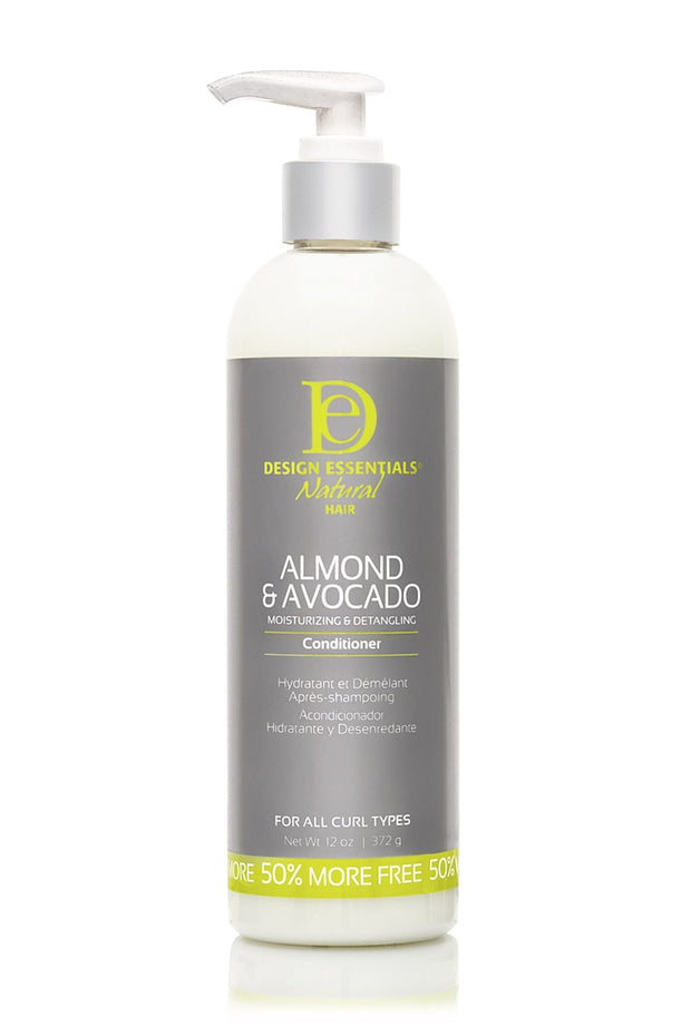 Design Essentials Natural Hair ALMOND & AVOCADO CONDITIONER