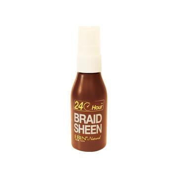 EBIN 24 HOUR BRAID SHEEN SPRAY