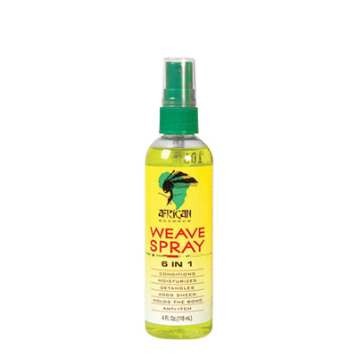 AFRICAN ESSENCE WEAVE SPRAY 6 IN 1 4oz