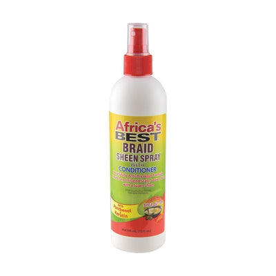 Africa's Best BRAID SHEEN SPRAY 12 oz