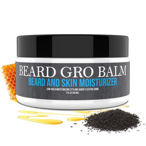 Uncle Jimmy BEARD GRO BALM  2oz